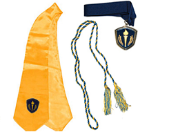 Photo of HonorSociety.org grad pack