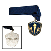 Photo of HonorSociety.org Medallion